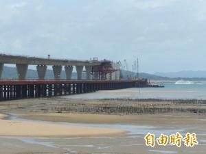 金門大橋後續工程決標 東丕營造近60億得標
