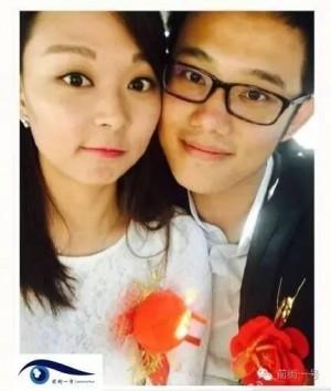 中國女記者疑遭劈腿 男友門外PO文後跳樓