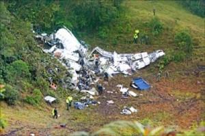 巴西空難 6人倖存   專家:五大因素影響生還機會