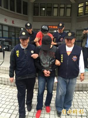 為討1千元買毒錢 淡水竊盜集團成員現蹤被逮