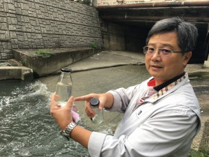 柳川水質及河道設施承受能力 中市議員質疑