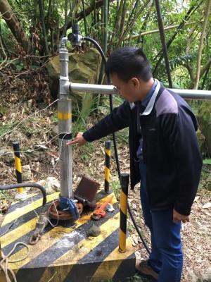 地熱保溫技術   陽明山測試成功