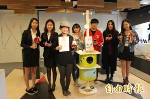 人貓共用的創意家具!中華大學設計獲香港創新發明獎金牌