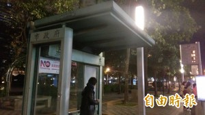 行動裝置躍進   公車專用道、4G候車亭啟用