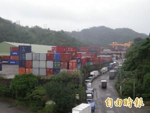 基隆中華貨櫃倉儲轉型開發案夭折