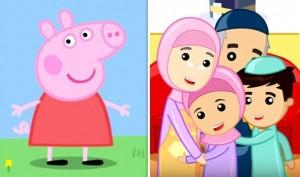 粉紅豬小妹帶壞囝仔?澳伊斯蘭領袖籲播「清真卡通」