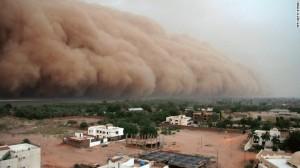 不是乾旱就是水災  氣候變遷將危及蘇丹190萬人生計