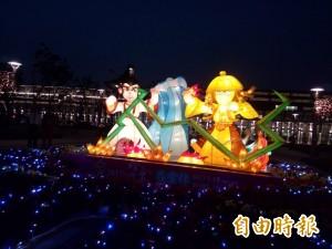 2017台灣燈會 點亮「雲林城市意象」