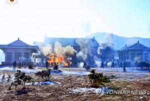 北韓軍隊模擬攻擊青瓦台 金正恩看了超滿意