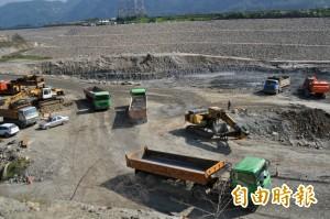 颱風免驚停水!中庄調整池將完工 80萬戶受惠