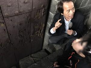 北門廣場明年7月完工 甕城仍存地底