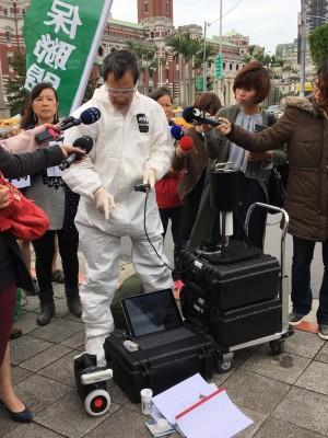 政院暫緩核食進口 環團:衛福部長應下台