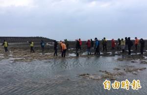 桃園藻礁生態完整 環團:儘速公告27公里海岸線保護區