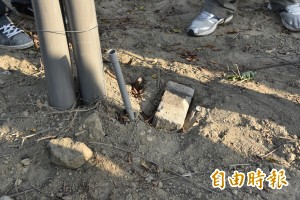 台灣燈會虎尾燈區工程遭破壞 李進勇震怒