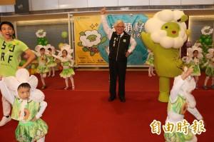 台灣燈會暖身 推廣大使「奇萌籽」發表主題曲