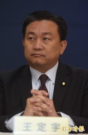 立委王定宇:台灣駐外正名的時間到了