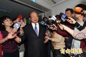 黨職併公職 陳其邁:胡志強溢領退休金5400萬元