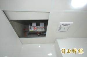 貯備型電熱水器  標驗局抽檢7件有5件不符規定