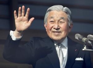 日本天皇迎83歲生日 再就「生前退位」發表談話