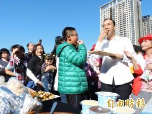 耶誕惜食分享活動 NG食材變身美味料理