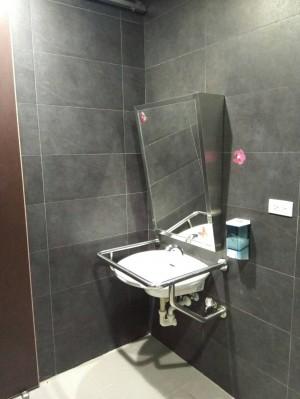 淡大蘭陽校區推性平 全面設置性別友善廁所