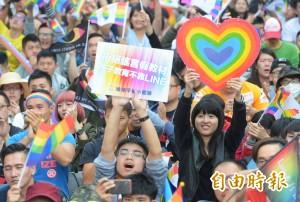 婚姻平權》性別團體:曙光乍現 等待彩虹