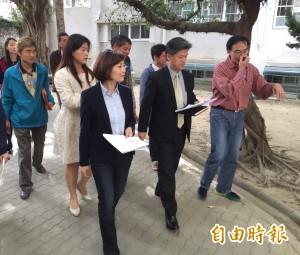 中市永安國小邁向百年 議員爭取整修校舍