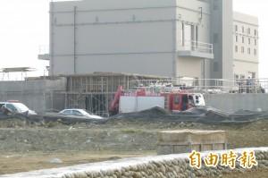 馬稠後工業區傳意外 工人跌落污水處理池溺斃
