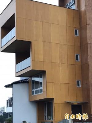 新科技!用木頭蓋高樓 檢驗標準疑遭綁日規
