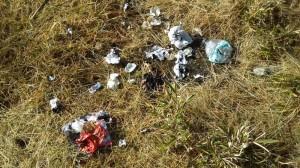 垃圾,全部都是垃圾! 雪山不排除「靜山」