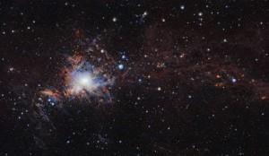 銀河系獵戶座大星雲 「新星」亮相