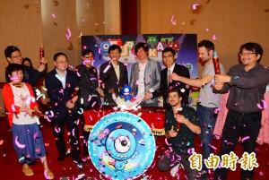 鼓勵孩子拍動畫   台南兒童電影節啟動
