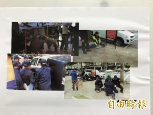 香港人士來台遭滋擾案 警方已查獲13人