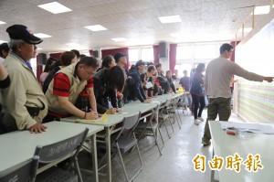 潮州春節市集「特區」卡位戰 15.5萬元得標
