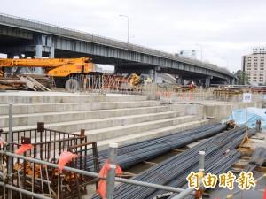 高雄鐵路地下化後 今年啟動「景觀園道」設計