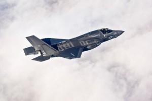 美軍F-35首次海外部署 派駐日本對付中、俄