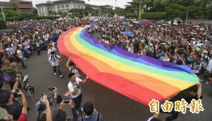 同志自殺不是假新聞? 週刊爆:在挺同大遊行前4天