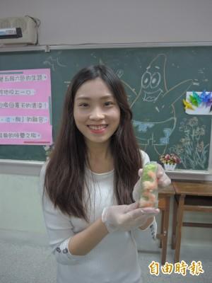 「越南周子瑜」當老師   學生樂學越南語