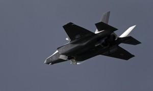 美軍在日部署F-35戰機 牽動亞太防衛情勢