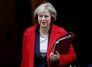 脫歐談判在即 英相梅伊17日發表重要演說