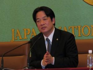 日本行被問2020是否參戰 賴清德妙回:都是傳說