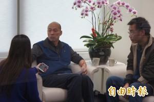 漲跌都被罵菜蟲 北農韓國瑜:農委會要拿出辦法