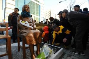 韓議員要在獨島立慰安婦像 挑起日韓敏感神經