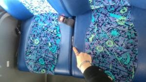 iPhone定位在客運上 司機卻遍尋不著......