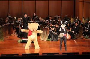 為兒童打造 國樂音樂劇「小熊歷險記」中市上演