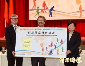 國際專家:台灣推動同性婚姻,將成亞太先鋒