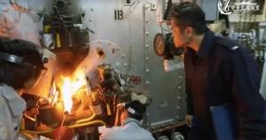 海軍潮拍賀歲短片 大玩「假人挑戰」