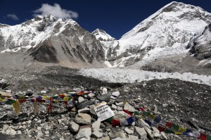 聖母峰被強震弄矮了? 科學家將重測高度