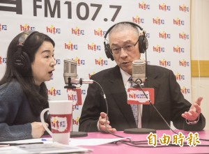 受訪談兩岸關係  吳敦義:中國幹嘛打台灣?