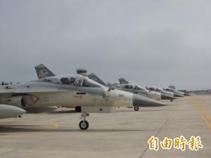 國軍自造新一代戰機 專家質疑:外購已無望?